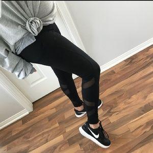 Reposh- Black Workout Leggings